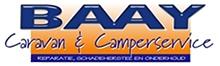 Baay Caravans en Campers Logo
